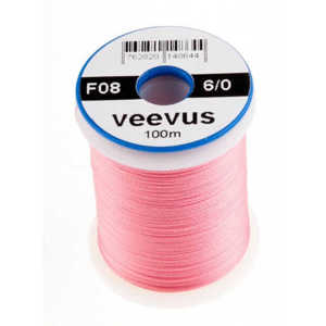 Bild på Veevus Bindtråd 8/0 Pink