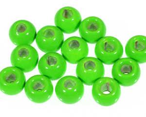 Bild på A.Jensen Hot Head (15 pack) Fluo Green - 2,8mm