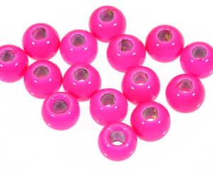 Bild på A.Jensen Hot Head (15 pack) Fluo Pink - 2,8mm