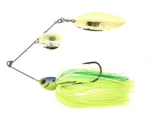 Bild på Berkley DEX Spinnerbait 14g Blue Back Chartreuse