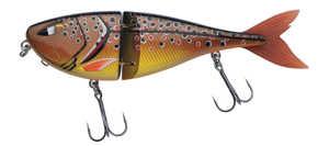 Bild på Berkley Zilla Jointed Glider 18cm 80g Brown Trout