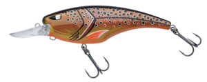 Bild på Berkley Zilla Deep Crank 14,3cm 80g Brown Trout