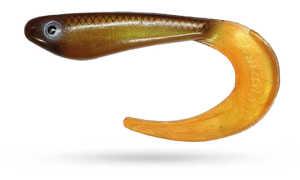 Bild på Renzstein Beastly Tail Custom 32cm 125g Beastly Rudd