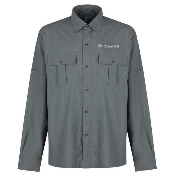 Bild på Greys Fishing Shirt Carbon