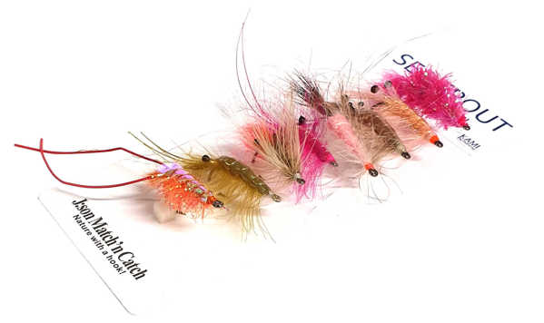 Bild på Kami Collection Sea Trout Shrimp No 1