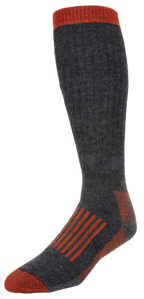 Bild på Simms Merino Thermal OTC Sock Carbon Large
