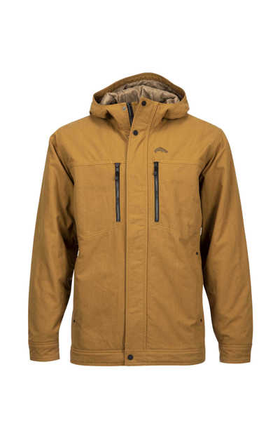 Bild på Simms Dockwear Hooded Jacket (Dark Bronze)