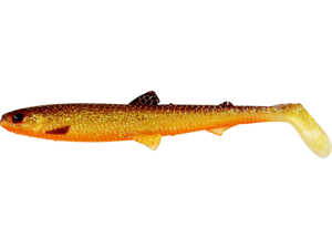 Bild på Westin BullTeez Shadtail 9,5cm (2 pack) Gold Rush