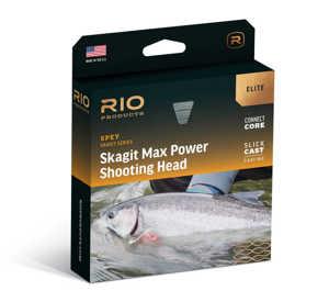 Bild på Rio Elite Skagit Max Power #5 (350gr/22,7g)