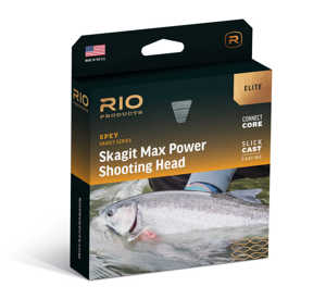 Bild på Rio Elite Skagit Max Power #5/6 (375gr/24,3g)
