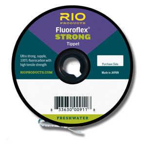 Bild på Rio Fluoroflex Strong Tippet 27,4m 3X (0,203mm/4kg)