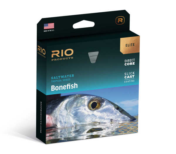 Bild på RIO Elite Bonefish Float WF8