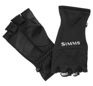 Bild på Simms Freestone Half Finger Black Medium