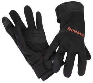Bild på Simms GORE-TEX Infinium Flex Glove Black XS