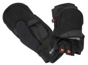 Bild på Simms GORE-TEX Infinium Foldover Glove Black XS