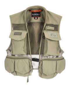 Bild på Simms Tributary Vest (Tan) Medium
