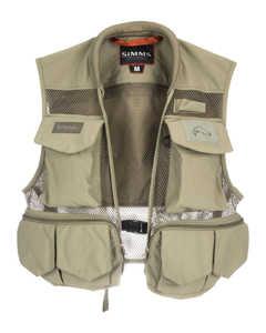 Bild på Simms Tributary Vest (Tan) Large