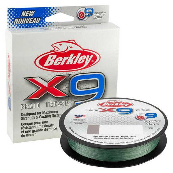 Bild på Berkley X9 Lo-Vis Green 150m