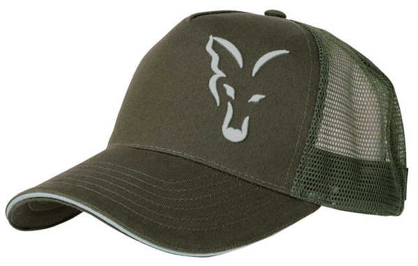 Bild på Fox Green & Silver Trucker Cap