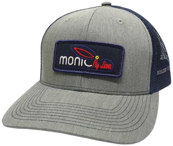 Bild på Monic Trucker Cap Grey/Navy