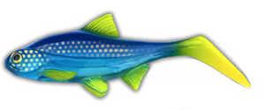 Bild på Hooligan Roach JR 15cm 45g Clear Blue Lemonade