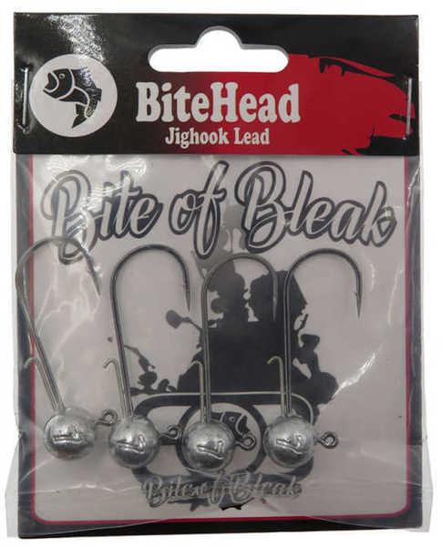 Bild på Bite of Bleak Bitehead Lead #2/0 15g (4 pack)