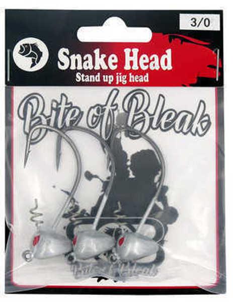 Bild på Bite of Bleak Snakehead Standup Jighead #3/0 10g (3 pack)
