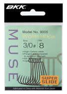 Bild på BKK Muse Worm Hook (8-10 pack)