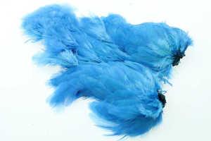 Bild på Ewing Marabou Body Patch Kingfisher Blue