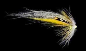 Bild på Frödin BTT Nobody Series (6cm) Yellow White Wing