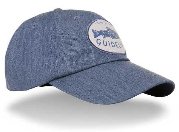 Bild på Guideline The Trout Cap Navy Heather