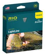 Bild på RIO Premier LightLine Double Taper Float DT00