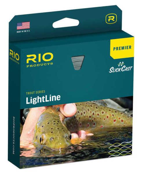 Bild på RIO Premier LightLine Double Taper Float DT0