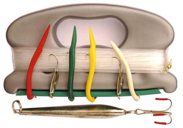 Bild på Wiggler Harpa Pilk 150 gram (6 krokar)