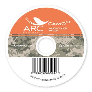 Bild på ARC Camo ST Tippet 40m 3X / 0,226mm
