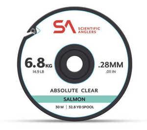 Bild på Scientific Anglers Absolute Salmon Tippet (30m) 0,43mm