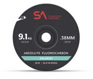 Bild på Scientific Anglers Absolute Fluorocarbon Salmon Tippet (30m) 0,28mm