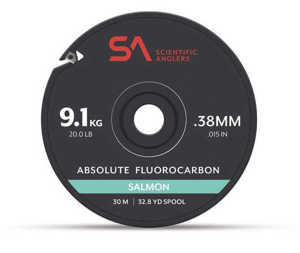 Bild på Scientific Anglers Absolute Fluorocarbon Salmon Tippet (30m) 0,43mm