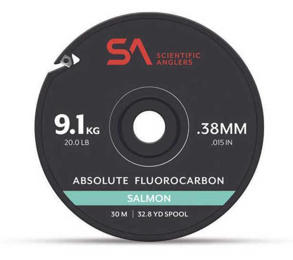 Bild på Scientific Anglers Absolute Fluorocarbon Salmon Tippet (30m)