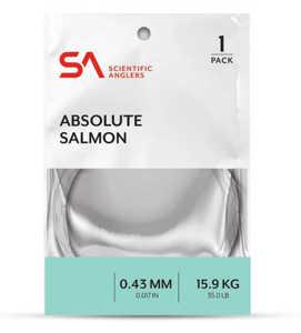 Bild på Scientific Anglers Absolute Salmon Tafs 9ft 0,28mm