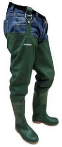 Bild på Shimano PVC Thigh Waders #41