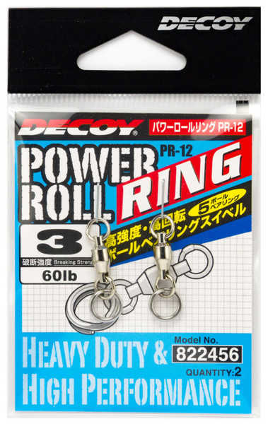 Bild på Decoy Power Roll Ring (2 pack)