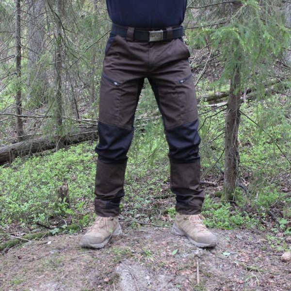 Bild på Fritidsbyxa Forest TX Brown
