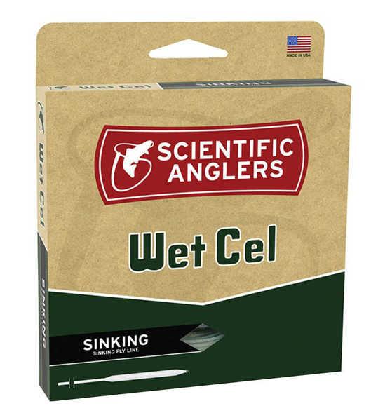 Bild på Scientific Anglers Wet Cel Sink 6 WF6