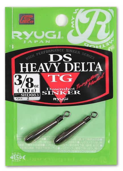 Bild på Ryugi DS Heavy Delta Tungsten Sinker (1-3 pack)