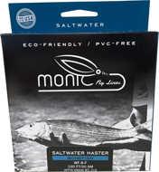 Bild på Monic Saltwater Master Bonefish WF8