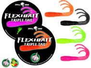Bild på Skull Gear Flexibait Triple Tail
