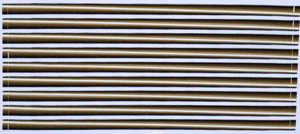 Bild på A.Jensen Synthetic Peacock Quill Natural