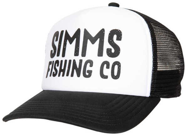 Bild på Simms Small Fit Throwback Trucker Simms Co