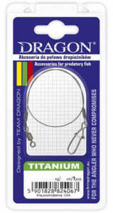 Bild på Dragon Titanium Wire Classic 9kg / 40cm